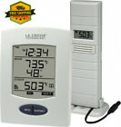 La Crosse Technology WS9029U Wireless Weather Station with Digital Time, New