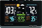 La Crosse Technology 308-1414B Wireless Atomic Digital Color Forecast Station...