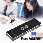 US 33 Language Translation Speech Interpret Translator Two-Way Real Time BT4.0