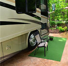 2' x 8' Outdoor Indoor Grass Turf Carpet Rug Runner Golf Sports Camper RV Mat