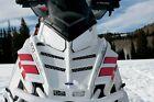 Holeshot Headlight Covers White #50157014