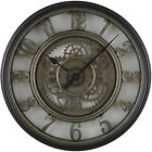 Moving Gear Wall Clock Living Room Bedroom Home Indoor Decor Accent Display New