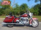 2010 FLHR - Road King® -- 2010 Harley-Davidson® FLHR - Road King®    Burgundy