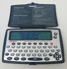 Franklin MWD-460 Merriam-Webster Dictionary & Thesaurus Pre Owned Tested
