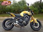 2015 FZ -- 2015 Yamaha FZ-09    Yellow