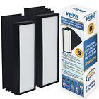 2 HEPA Filter 8pcs Pre Filter Air Purifier AC4825 4800 4900 B Carbon Charcoal