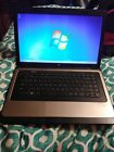 "HP 630 - 15.6"" Laptop - Intel Core i3 CPU @ 2.53GHz 4GB RAM 320GB HDD Windows 7"