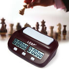 LEAP Digital Chess Clock I-go Count Up Down Timer Game Competition Table Clocks