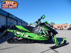 2015 Arctic Cat® ZR 4000 RR    Green / Black