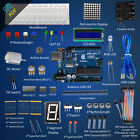 for Arduino UNO R3 with Guidebook LCD1602 Breadboad Super Starter Kit KJ
