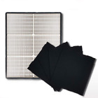 HEPA Filter with 4 Pre-Carbon Filters fits Whirlpool Whispure Air Purifier Model