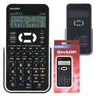 Sharp EL-509X-WH Scientific Calculator EL509X White /GENUINE