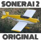 SONERAI II ORIGINAL-PAPER PLANS INCLUDES: TAIDRAGGER/TRICYCLE-MID/LOW WING 2SEAT