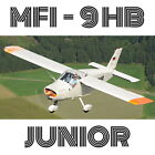 PLANS MFI-9 JUNIOR FOR HOMEBUILD (Malmö-SAAB, Bölkow Bo-208) VERY QUALITATIVE!!!