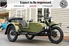 2018 Ural Gear Up 2WD Taiga Classic 2018 Ural Gear Up 2WD Taiga Classic