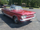1963 Chevrolet Corvair  1963 Chevy Corvair Convertible Spyder Turbo