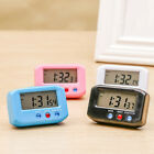 "2.7"" Digital Time & Date Alarm Clock Stop Watch Snooze Night Light Car Desktop"