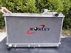 For Mazda MX-5 Miata MX5 MT 1990-1997 Aluminum Radiator 96 97 90 91 92 93 94 95