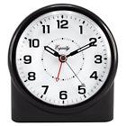 14080 Analog Night Vision Alarm Clock for Home Alarm Clocks NEW