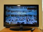"Samsung LN37D550 37"" 1080p HD LCD Television Grey Image Works Excellent Cosmetic"