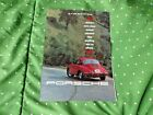 1963 Porsche 356 Brochure Booklet By Ken Purdy  in Very good condition