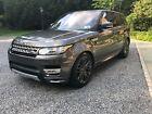 2017 Land Rover Range Rover Sport  2017 Land Rover Range Rover Sport HSE Dynamic