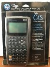 BRAND NEW HP 40gs Graphing Calculator With CAS UNOPENED
