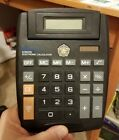 8 Digit Electronic Calculator By The United States Deputy Sheriff's Association