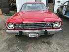 1973 Plymouth Duster CP 1973 plymouth duster 340 manual shift