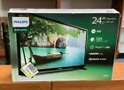 "Philips 24"" 2K 720P 3000 Series HDMI x2 LED TV Television 24PFL3603/F7"