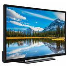 Toshiba 32 Inch 1080p Full HD Smart DEL TV A+ Energy Freeview 2 HDMI - 32L3863DB