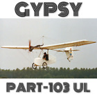 CHOTIA GYPSY PART103 ULTRALIGHT - PAPER PLANS + MANUALS FOR HOMEBUILD AIRPLANE