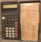 Vintage Texas Instruments BA II Plus Business Analyst Financial Calculator