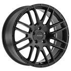 Petrol P6A 17x7.5 +40 Matte Black Wheel Rim 5x114.3 (QTY 1)
