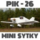 PIK-26 MINI SYTKY - PAPER PLANS AND INFORMATION SET (5GB) FOR HOMEBUILD AIRCRAFT