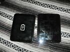 Two Non-Working Glossy black HP TouchPad FB355UA 16GB, Wi-Fi, 9.7in tablets