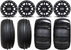 "KMC Machete Beadlock 14"" Wheels 28"" Sand Stripper/HP Tires Yamaha YXZ1000R"