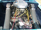 GM Vortec 5.9L Engine 350 V8, 1978 Hawaiian Speed Boat / Jet Boat with Trailer.