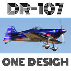 DR-107 - PAPER PLANS AND INFORMATION PACK FOR HOMEBUILD HIGH PERFOMANCE AIRCRAFT