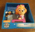 Paw Patrol Skye Kids Night Light Alarm Clock  Bulbbotz Nickelodeon New 2017