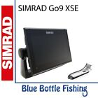 NEW SIMRAD GO9 XSE With TotalScan And Aus/NZ CMap from Blue Bottle Marine