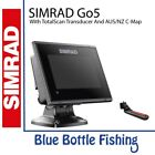 SIMRAD GO5 XSE With TotalScan With AUS/NZ Navionics Plus XG50 Map
