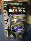 Scosche Dash Install Kit for Crysler/Jeep vehicles 1998 and up