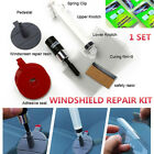 Car Windshield Windscreen Glass Chip Crack SET Car Repair Tool DIY Kits FD