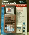 TEXAS INSTRUMENTS TI-84 PLUS CE GRAPHING CALCULATOR BRAND NEW SEALED