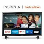 Home Office Insignia NS-32DF310NA19 32-inch 720p HD Smart LED TV-Fire TV Edition