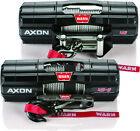 eBay's #1 Warn Dealer Axon 4500 Wire Rope Winch Synthetic