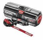 eBay's #1 Warn Dealer AXON 5500-S Winch with Synthetic Rope 5,500 lbs.