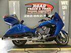 2016 Victory Motorcycles® Vision Blue Fire  2016 Victory Motorcycles® Vision Blue Fire    Blue