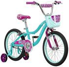 Schwinn Elm Girl's Bike, Featuring SmartStart Frame to Fit Your Child's 18inches